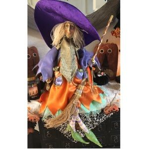 Department 56 Witch...HUGE